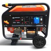 Бензиновый электрогенератор Daewoo GDA 8000E